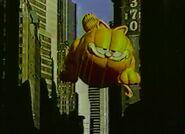GarfieldBalloon Macy's1986