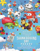 The 91st Macy's Thanksgiving Day Parade