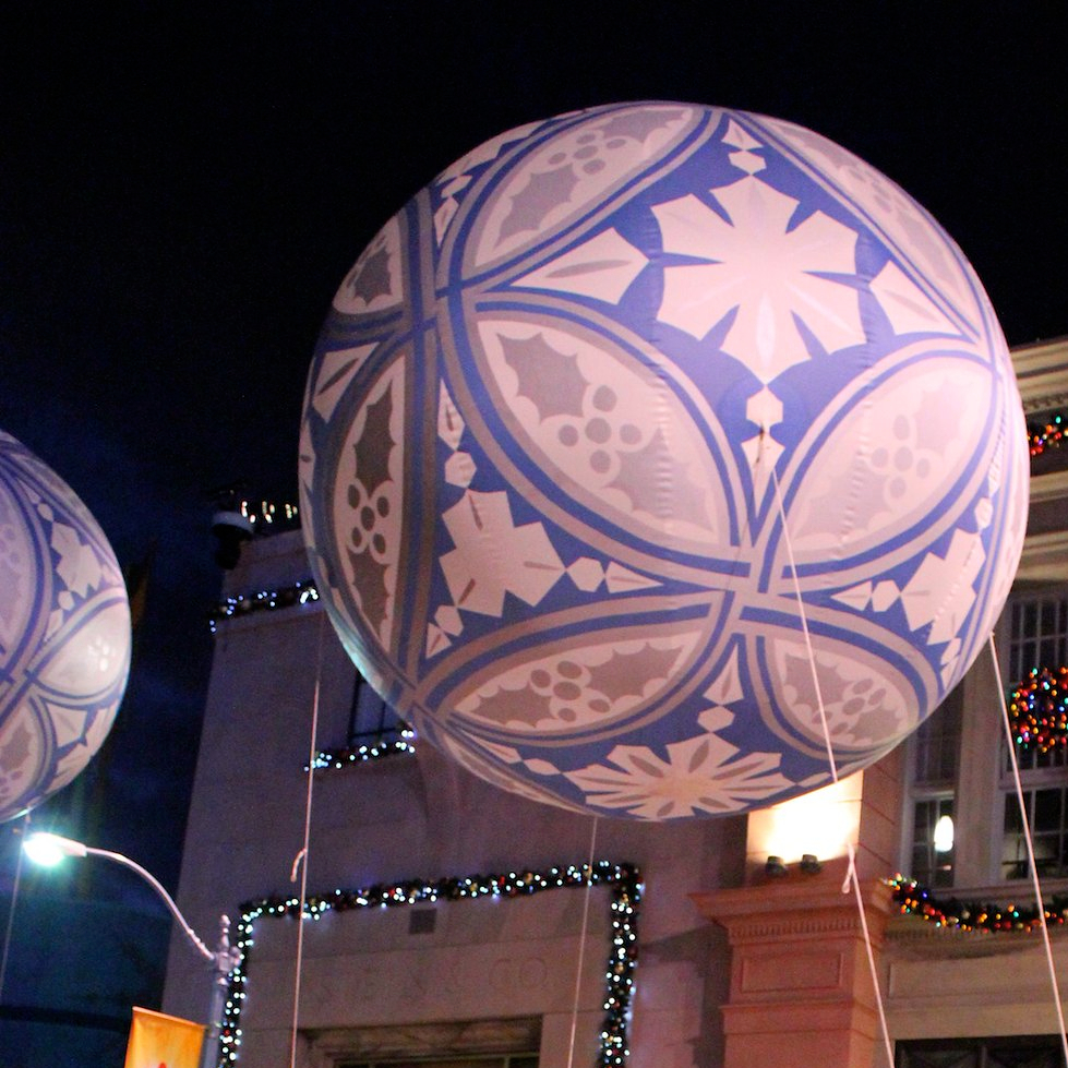 Snow Crystal Ornaments