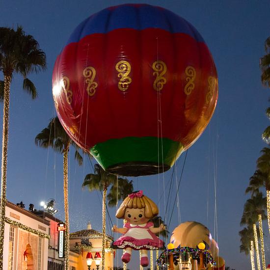 Dolly's Hot Air Balloon
