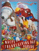Macy's Parade 1987 Poster