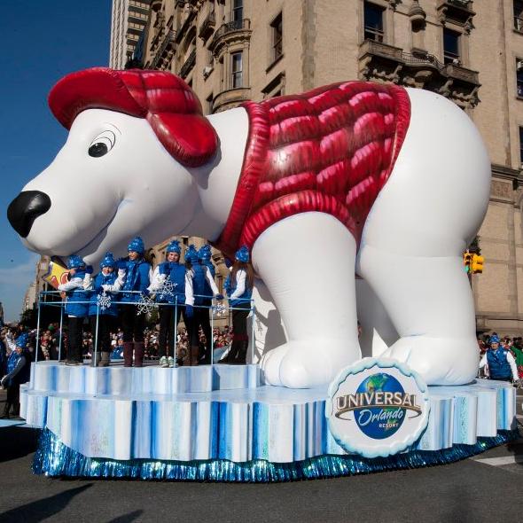 P.B. Polar Bear