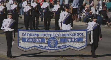 Catalina Foothills High School Falcon Marching Band