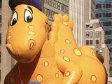 Cheesasaurus Rex