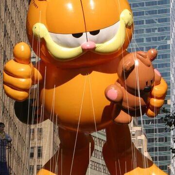 Garfield Macy S Thanksgiving Day Parade Wiki Fandom