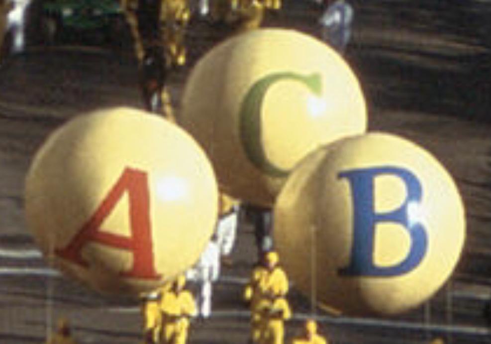 ABC Bouncing Balls