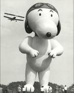 Aviator snoopy