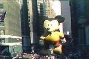 Mickey Balloon 1976