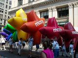 Macy's Pride Stars