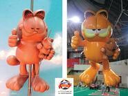 GarfieldAndPookyClayModel