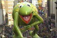 1990 Kermit the Frog Balloon