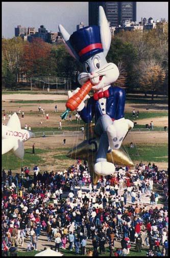 Aavilamara/Bugs Bunny balloon