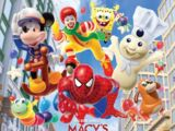 The 83rd Annual Macy's Thanksgiving Day Parade