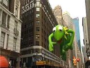 Kermit the Frog Balloon 2007