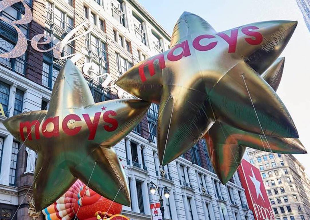 Opening Macy's Stars
