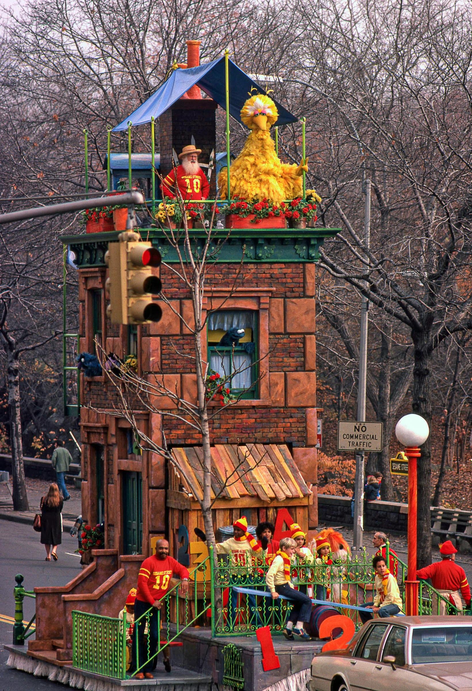 Floats Macy S Thanksgiving Day Parade Wiki Fandom