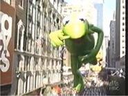 Kermit the Frog Balloon 2003