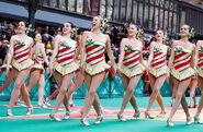 Photo rockettes