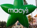 Green Macy's Stars