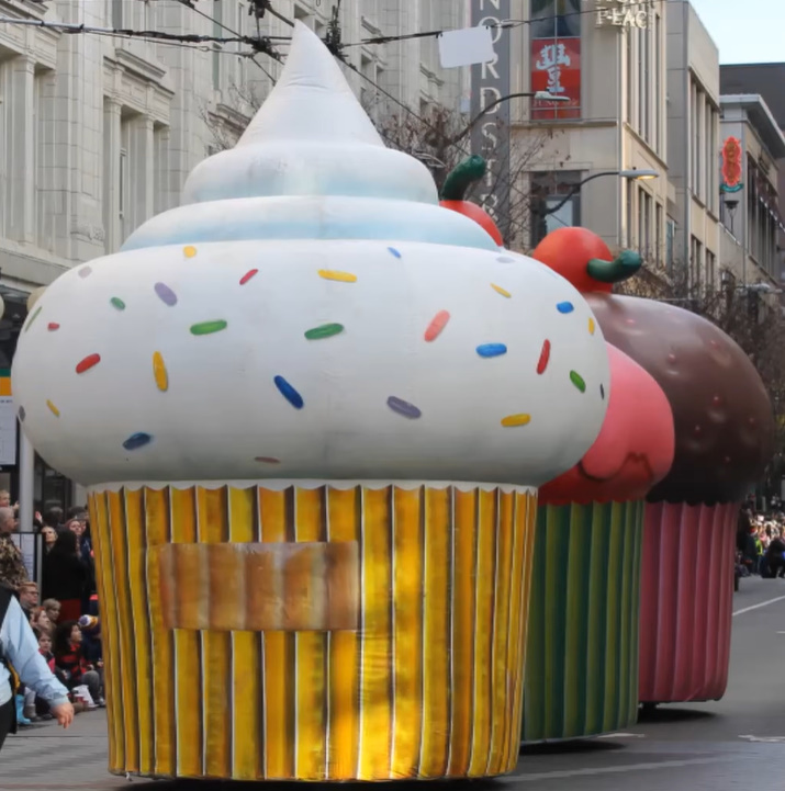 Cruising Cupcakes
