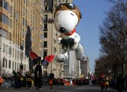 Flying People in New York City (2)