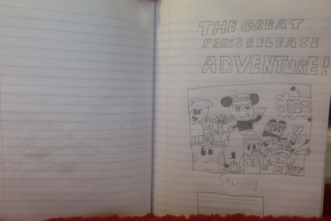 IAmaBoomer/The Great Press Release Adventure! (Boomer's Version)