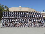 Trabuco Hills High School Thundering Mustangs Marching Unit