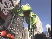 Kermit the Frog Balloon 2004