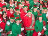Santa's Toy Box Clowns