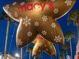 Gold Macy's Starflakes