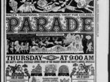 The 40th Annual Macy's Thanksgiving Day Parade