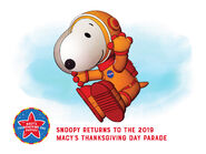 Astronaut Snoopy 2.0