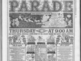 The 43rd Annual Macy's Thanksgiving Day Parade