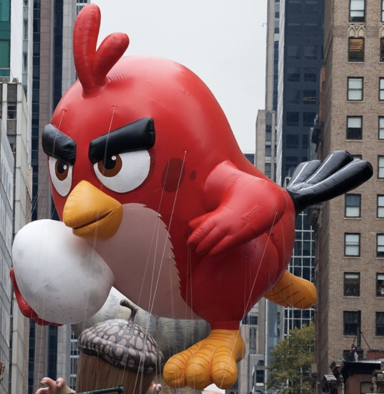 Angry Birds' Red