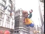 Little Bill Balloon 2004