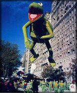 Kermit balloon
