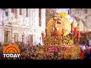 Macy's Prepares For A Thanksgiving Parade Unlike Any Other - TODAY