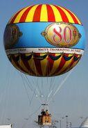 80thAnniversaryHotAirBalloon BalloonFest