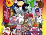 The 76th Annual Macy's Thanksgiving Day Parade