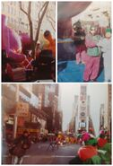 Barney 1994 Collage