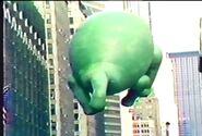 Dino Balloon 1976