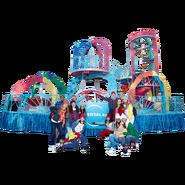 Universal Playground 2018 Transparent