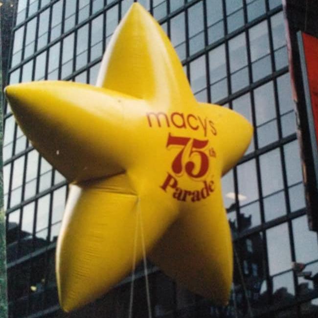 75th Anniversary Parade Stars