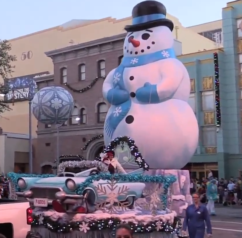 Tap-Dancing Snowmen
