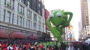 Kermit the Frog Balloon 2011