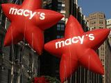Red Macy's Stars