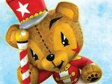 Toni, the Bandleader Bear