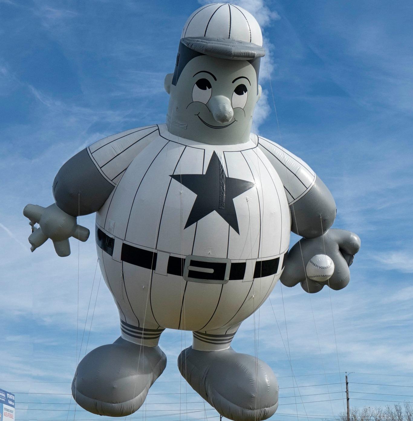 Harold the Baseball Player