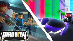 Mad City - INTRODUCING GAME MODES!