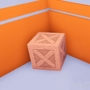 MC Prison crate